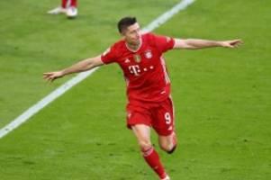 Bundesliga: Bayern feiern Meistertitel mit Gala - Lewandowski im Torrausch