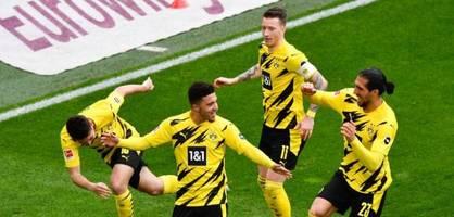 Dortmund macht Bayern zum Meister