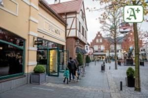 Inzidenz wieder über 100: Shoppen im Designer Outlet Neumünster – nur noch mit Termin