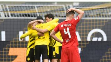 Bundesliga - Nach Leipzig-Pleite beim BVB: FC Bayern vorzeitig Meister