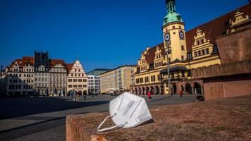 Corona: Leipzig bleibt einzige Region Sachsens mit Inzidenz unter 100