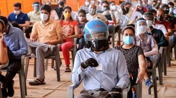 Trauriger Rekord: Über 4000 Corona-Tote an einem Tag in Indien