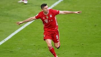 31. Meisterschaft: Bayern feiern Titel mit Gala - Lewandowski-Tore 37,  38,  39