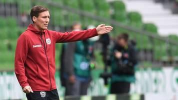 Bundesliga: Bayer nach Bremen-Spiel mit vier angeschlagenen Spielern