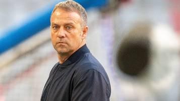 FC Bayern: Aufregung – gerieten Hansi Flick und Gladbachs Eberl aneinander?