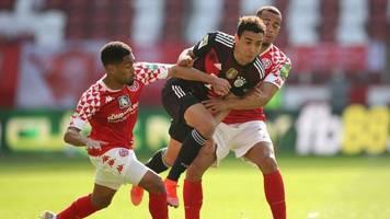 Jamal Musiala in Bayerns Meister-Startelf
