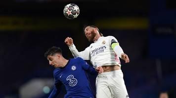 Primera División - Wieder verletzt: Real-Star Ramos droht Saison-Aus