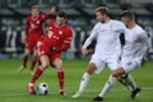 Bundesliga, 32. Spieltag - Bayern - Gladbach im Live-Ticker: Meister-Krönung für die Münchner?
