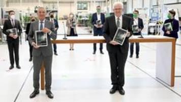 baden-württemberg: grüne und cdu stimmen für koalition