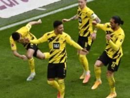 Bundesliga: Dortmund macht die Bayern froh