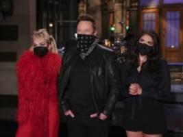 Elon Musk bei Saturday Night Live: Der sich selbst zum Trottel macht