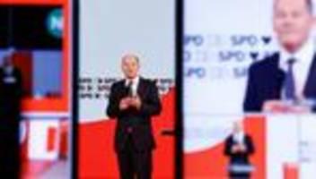 SPD-Parteitag: Jetzt kommt Olaf