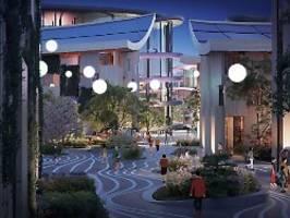 woven city am mount fuji: toyota baut die smarte stadt der zukunft