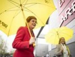 Schottland auf dem langen Weg zur Trennung