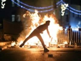 Israel: Die Flammen schlagen hoch in Jerusalem