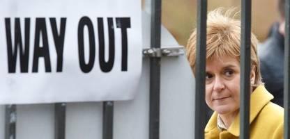 Schottland: Analyse zur Wahl - »Ich erwarte einen langen Kampf um ein zweites Referendum«