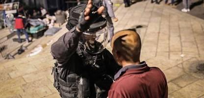 zwangsräumungen in jerusalem: israelische justiz verschiebt anhörung nach protesten