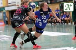 Frauen-Bundesliga: Buxtehude verliert das Niedersachsenderby in Oldenburg