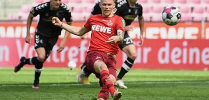 Fans singen Köln nach vorn, doch der FC rutscht beim Elfmeter aus
