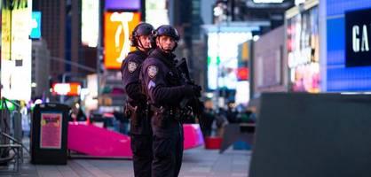 Schüsse am Times Square – Vierjähriges Kind und zwei Frauen verletzt