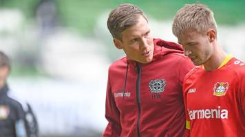 Bundesliga: Saison-Aus für Leverkusener Fußball-Profi Sinkgraven