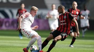 32. Spieltag: Frankfurt bangt um Champions League - FSV vor Klassenerhalt