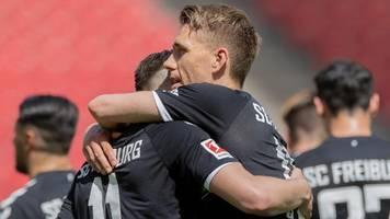 Bundesliga: Doppel-Schock und Elfmeter-Drama – Freiburg stürzt Köln weiter in die Krise