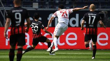 Bundesliga: Verrücktes Tor gegen Mainz lässt Frankfurt auf Champions League hoffen
