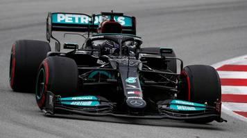 Formel 1 - Was für ein Tag: Famoser Hamilton kontert Verstappen