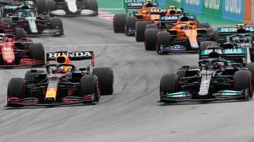 Formel 1 in Barcelona: Hamilton gewinnt packendes Duell mit Verstappen – Vettel enttäuscht