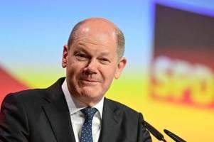 Die SPD vor der Wahl: Keine Spur von Aufbruch bei Olaf Scholz