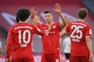 FC Bayern - Lewandowski wird für persönlichen Tor-Rekord zum selbstlosen Teamplayer