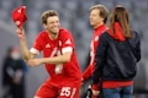 Neunte Meisterschaft in Folge - Wie der FC Bayern nach Titelgewinn auftritt, ist eine Bedrohung für die Bundesliga