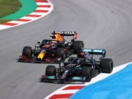 Formel 1: Der Gejagte hetzt den Jäger