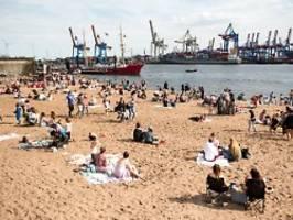 An fünf Werktagen unter 100: Hamburg hebt Bundes-Notbremse auf