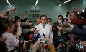 der fall nawalny und das seltsame schicksal der omsker Ärzte [premium]
