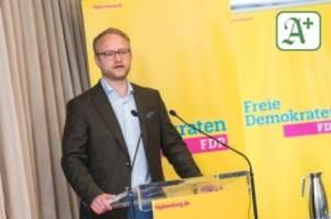 hamburg: fdp: michael kruse als parteichef per briefwahl bestätigt