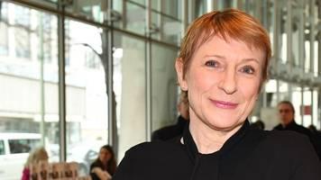 Schauspielerin Dagmar Manzel: Das Theater wird nie sterben