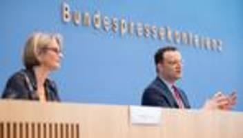 Jens Spahn: Aufpassen, dass die Zuversicht nicht zu Übermut wird