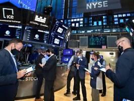 Apple, Amazon und Co im Minus: Inflationsangst geht an der Wall Street um