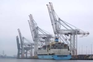außenhandel: britische wirtschaft trotz minus optimistisch