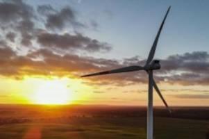 energie: encavis kauft windpark in finnland