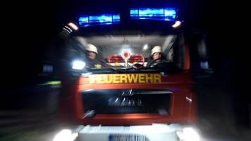 sechs menschen nach brand in reutlingen verletzt
