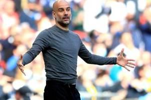 trotz meisterstück: guardiola hat champions-league-druck