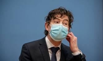 drosten: wer sich nicht impfen lässt wird sich unweigerlich infizieren