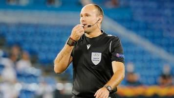 Champions League: Spanier Antonio Mateu Lahoz pfeift Finale 2021