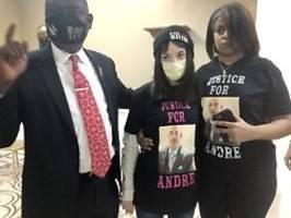 unbewaffneter schwarzer getötet: familie von polizeiopfer erhält millionen