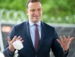 So will Jens Spahn Deutschland vorsichtig öffnen