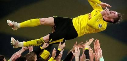 Łukasz Piszczek von Borussia Dortmund: Die Tränen der Legende