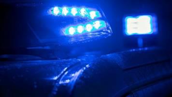 A20 bei Rostock: Lastwagenfahrer mit 3, 81 Promille gestoppt